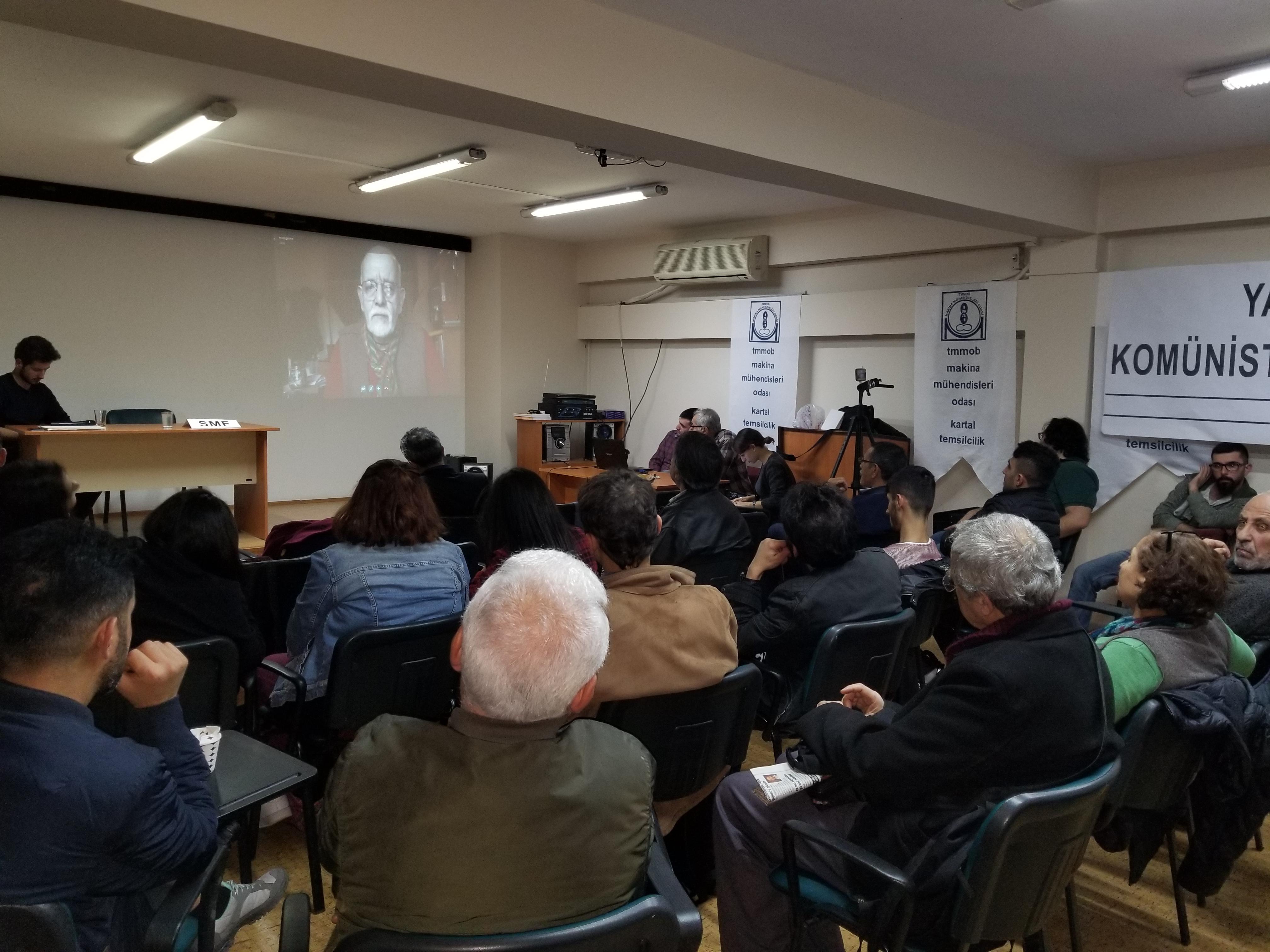 Ekim Devrimi Tartışmaları 2018 Istanbul Kriz Derinleşirken Ne